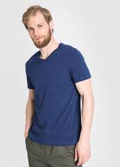 Кофта, рубашка, футболка мужская O'stin Базовая мужская футболка MT6W13-65