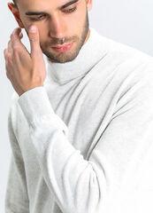Кофта, рубашка, футболка мужская O'stin Джемпер мужской с высоким воротником MK6V73-01