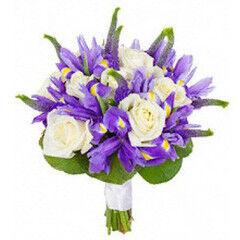 Магазин цветов Фурор Букет «Анютины глазки»