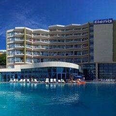 Туристическое агентство VIP TOURS Пляжный aвиатур в Болгарию, Золотые Пески, Elena 4*