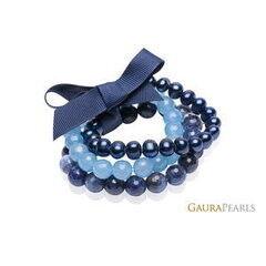 Ювелирный салон Gaura Pearls Браслет 174-12B