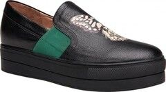 Обувь женская Ekonika Полуботинки женские 1489-02 black