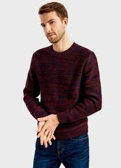 Кофта, рубашка, футболка мужская O'stin Джемпер из разноцветной пряжи MK1T73-R9