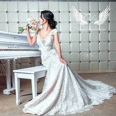 Свадебное платье напрокат ALIZA Платье свадебное «Stella» Ameli Benya