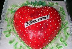 Торт Tortiki.by Торт «Творожно-радужный» 2 кг арт. П-3-3-10