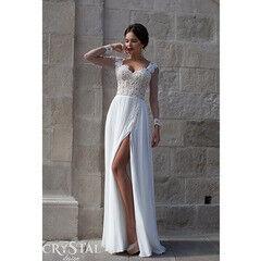 Свадебный салон Crystal Платье свадебное Bristol