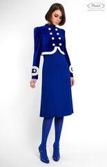 Костюм женский Pintel™ Элегантный комбинированный костюм Momö