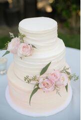 Торт DOLCE Свадебный торт «Простые минчане»