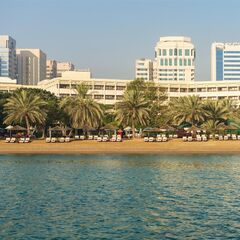Туристическое агентство Отдых и Туризм Пляжный авиатур в ОАЭ, Абу-Даби, Le Meridien Abu Dhabi 5*