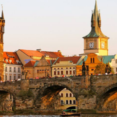 Туристическое агентство АВАЛОН-ТУР Экскурсионный автобусный тур «Будапешт-Вена-Прага»