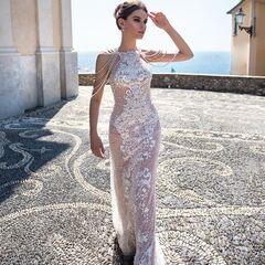 Свадебный салон Ange Etoiles Платье свадебное Ali Damore Beylia