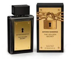 Парфюмерия Antonio Banderas Туалетная вода The Golden Secret Man, 100 мл