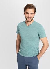 Кофта, рубашка, футболка мужская O'stin Базовая мужская футболка MT6W13-43