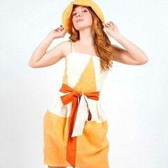 Белорусский дизайнер YANCHILINA Платье 1302