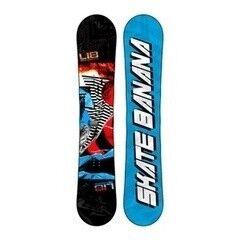 Сноубординг Lib Tech Сноуборд Skate Banana BTX Fundamentals red white blue (159 см)