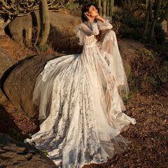 Свадебный салон Rara Avis Платье свадебное Wild Soul Ujan