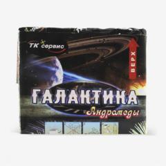 Фейерверк ТК сервис Батарея салютов «Галактика Андромеды» TKB 502