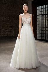 Свадебное платье напрокат Cosmobella Свадебное платье 7826