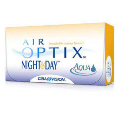 Линзы CIBA Vision Контактные линзы Air Optix Night & Day Aqua
