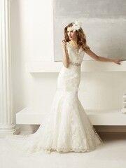 Свадебный салон Moonlight Свадебное платье D 8047