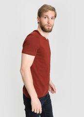 Кофта, рубашка, футболка мужская O'stin Базовая мужская футболка MT6W13-R7