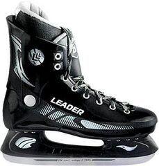 Коньки Спортивная коллекция Коньки хоккейные Leader