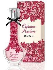 Парфюмерия Christina Aguilera Парфюмированная вода Red SIin, 100 мл