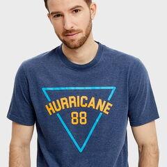 Кофта, рубашка, футболка мужская O'stin Футболка с принтом MT1S96-68