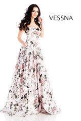 Вечернее платье Vessna Вечернее платье арт.1245 из коллекции VESSNA NEW