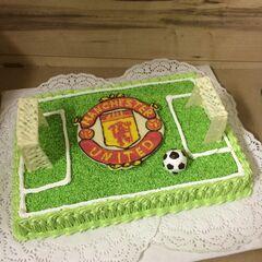 Торт МЕГАТОРТ Торт «Манчестер Юнайтед»