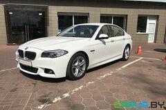 Прокат авто Прокат авто BMW 520 F10 M-Sport