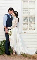 Свадебное платье напрокат Essense of Australia Платье свадебное Jude