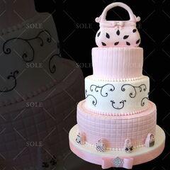 Торт Sole Праздничный торт №13