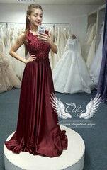 Вечернее платье ALIZA Платье «Marsala»