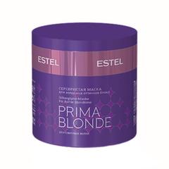 Уход за волосами Estel Маска серебристая для холодных оттенков блонд Prima Blonde