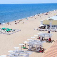 Туристическое агентство ТиШ-Тур Пляжный автобусный тур в Украину, Затока, база отдыха «Улыбка»