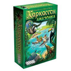 Магазин настольных игр Hobby World Настольная игра «Каркассон. Амазонка»