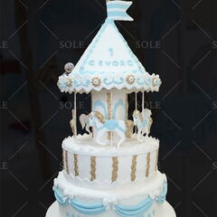 Торт Sole Праздничный торт №44