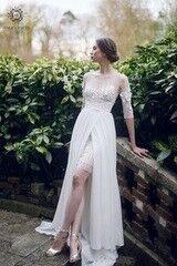 Свадебное платье напрокат Ange Etoiles Платье свадебное AEriality Collection Silvi