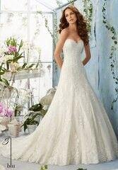 Свадебный салон Mori Lee Платье свадебное 5404