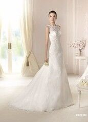 Свадебное платье напрокат White One (Pronovias) Платье свадебное «Dasha»