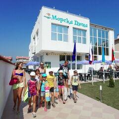 Туристическое агентство Боншанс Молодёжный тур в Болгарию, Шкорпиловцы, детский комплекс «Морские Дюны»