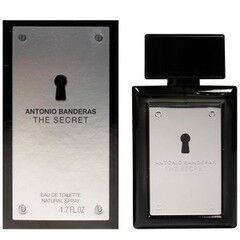 Парфюмерия Antonio Banderas Туалетная вода The Secret Man, 50 мл