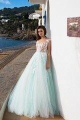 Свадебное платье напрокат А-силуэт Bonjour Платье свадебное «Ernesta» из коллекции LA SENSUALITE 2017