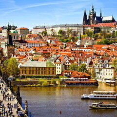 Туристическое агентство Велл Экскурсионный авиатур «Прага мини»
