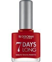 Декоративная косметика Deborah Milano Лак для ногтей 7 Days Long - №39