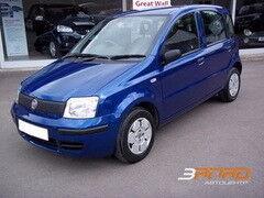 Прокат авто Авто эконом-класса Fiat Panda 2010