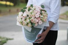 Магазин цветов Cvetok.by Коробочка «Мэнсфилд парк»