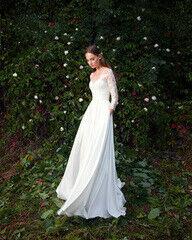 Свадебный салон UNONA Свадебное платье «Kleo» из коллекции MALACHITE