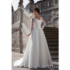 Свадебный салон Crystal Платье свадебное Sicilia